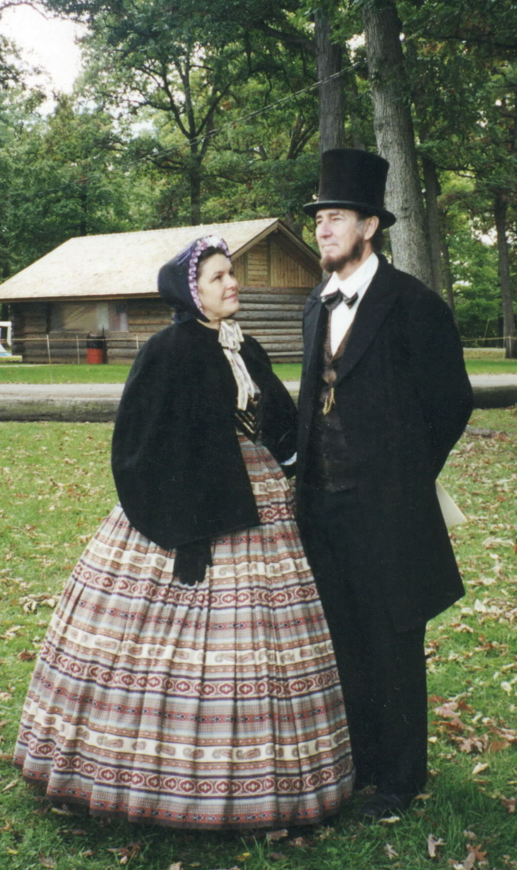 The Perfect Lincoln Impersonators Max And Donna Daniels Have Been Impersonating Abraham And